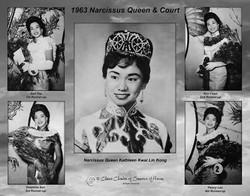 1963Narcissus-KathleenKwaiLinKong