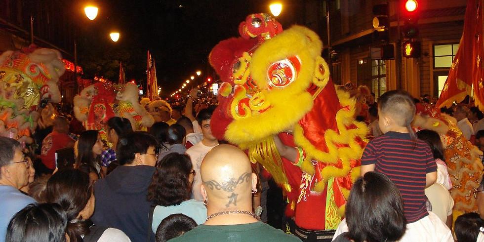 Choy Cheng - New Year's Visitation