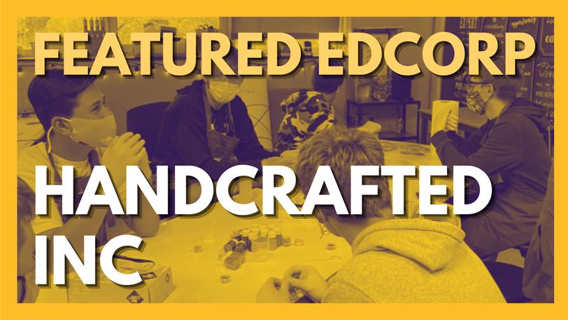Handcrafted Inc. Website