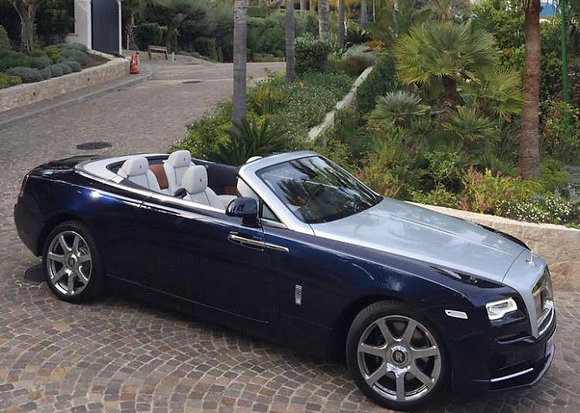 Rolls Royce Cabriolé
