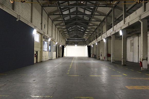 Entrepot Hangar : Kremlin
