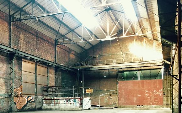 Entrepot - Hangar : Curial