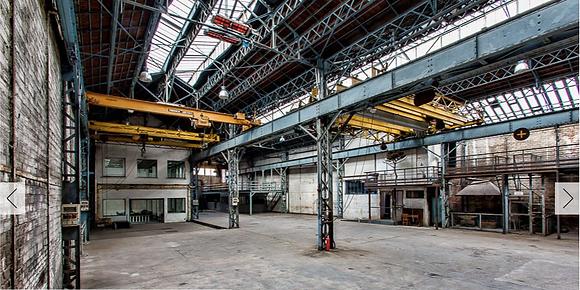 Entrepot - Hangar : Les Chaudronnerie