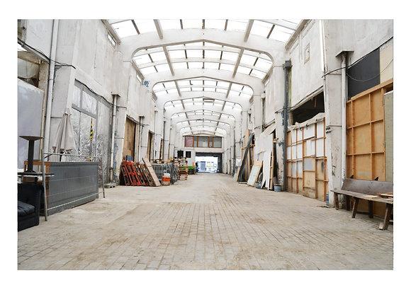 Entrepot Hangar : La Fonderie