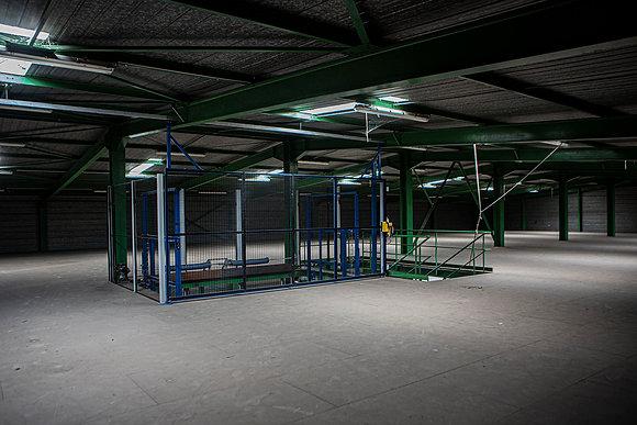 Entrepot Hangar : Pont Royal