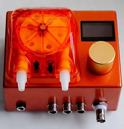 Помпа автомат управления кальциевым реактором