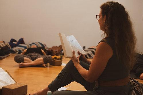 Yoga Sutra Mentorship Quarter 1