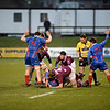 Gala RFC vs Kirkcaldy