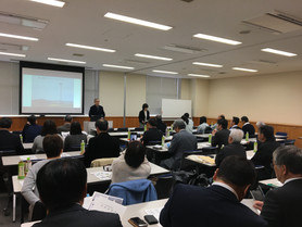 日本コウノトリの会 総会及び交流会が開催されました。