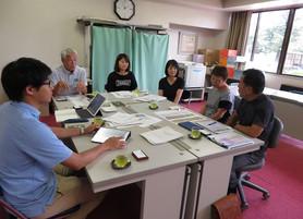 福井市の鶉公民館で『コウノトリ市民科学』の勉強会をさせていただきました。
