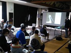 室橋進和会主催「コウノトリ勉強会」に出席しました。