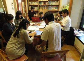 越前市で「コウノトリ市民科学」の勉強会を開催しました。