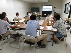 鳴門市にて『コウノトリ市民科学』の勉強会を開催しました。
