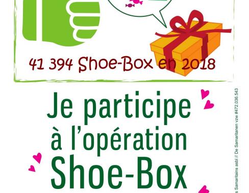 Opération Shoe-Box 2019
