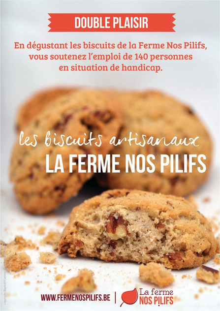 Nouveaux COOKIES Made in Pilifs