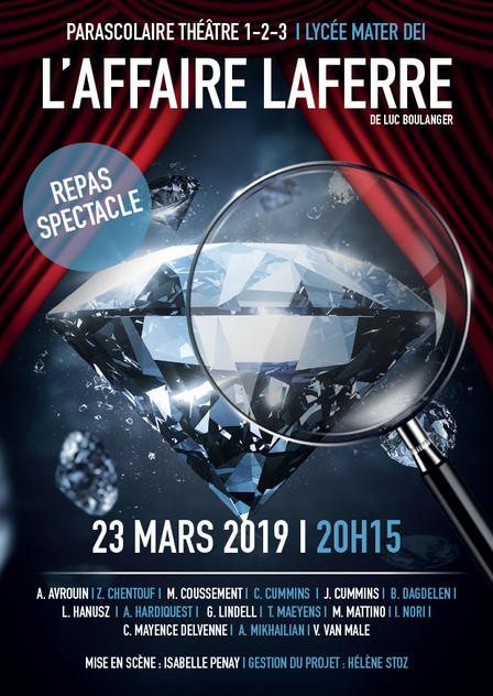 Pièce de Théâtre 1-2-3  2019