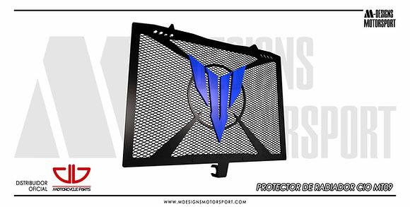 Protector radiador CIO MT-09 nº1
