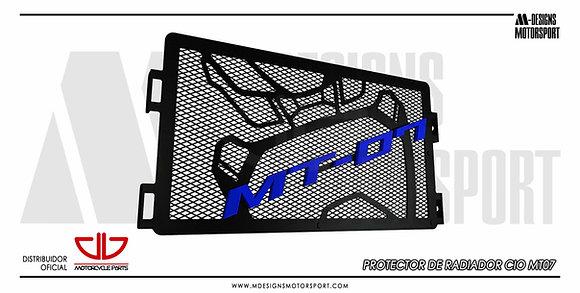 Protector radiador CIO MT-07 nº1