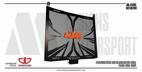 Protector radiador CIO KTM / KTM1290 R