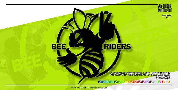 Adhesivo BEE RIDERS