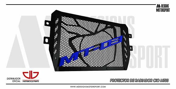 Protector radiador CIO MT-03 nº1