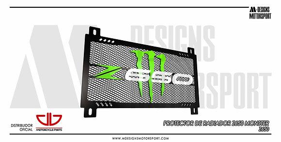 Protector radiador CIO Z650 MONSTER