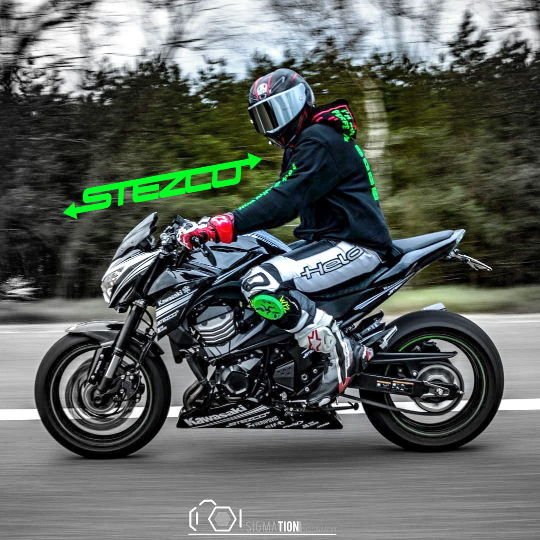 stezco rider z800