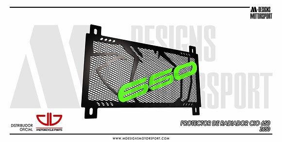 Protector radiador CIO 650