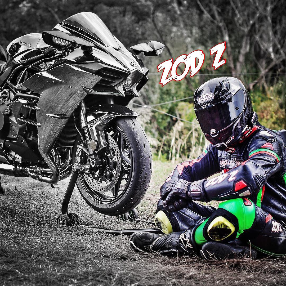 zodz rider z800