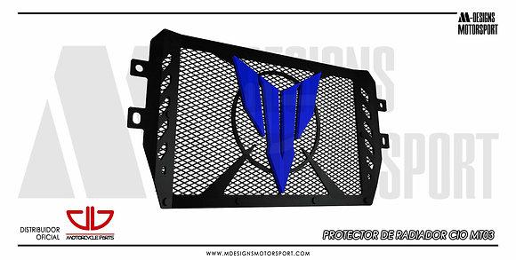 Protector radiador CIO MT-03 nº2