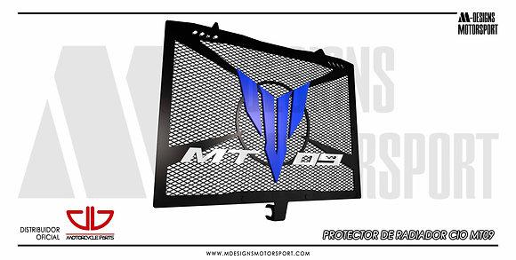 Protector radiador CIO MT-09 nº3