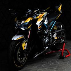 Kawasaki z900 sticker kit