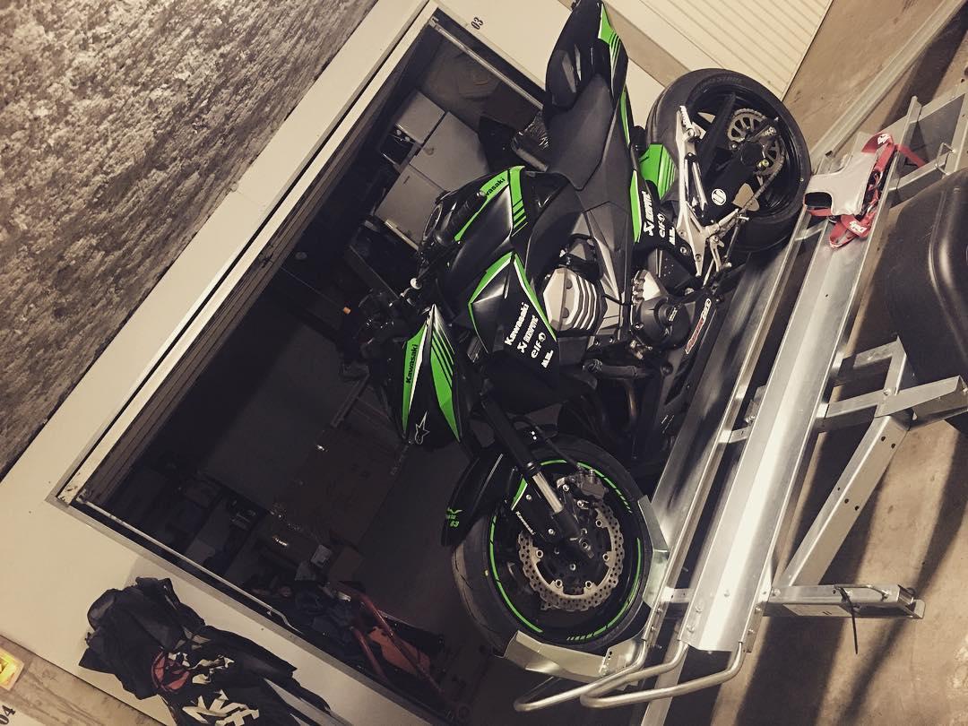 dams m-pro rider / m-designs