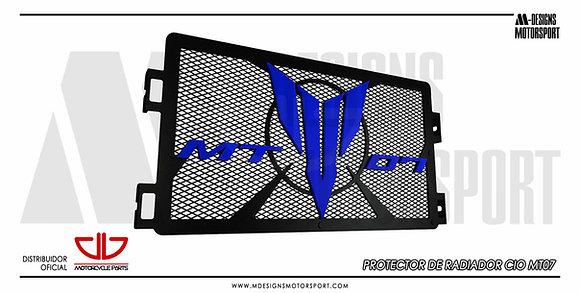 Protector radiador CIO MT-07 nº2