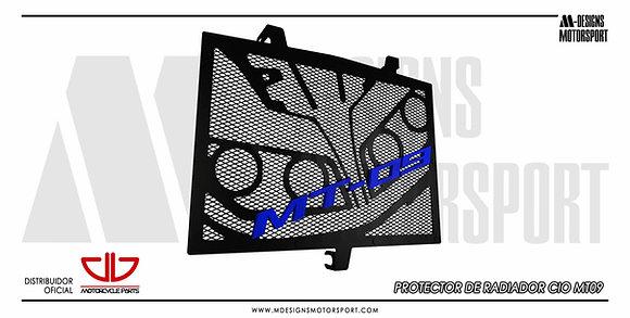 Protector radiador CIO MT-09 nº2