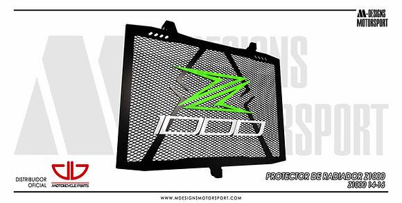 Protector radiador CIO Z1000 14-20