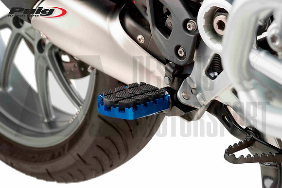 KIT ESTRIBERAS PUIG ENDURO + HERRAJES PARA BMW R1250GS 2019