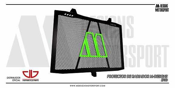 Protector radiador CIO M-DESIGNS Z750
