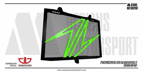 Protector radiador CIO Z Z1000 07-09