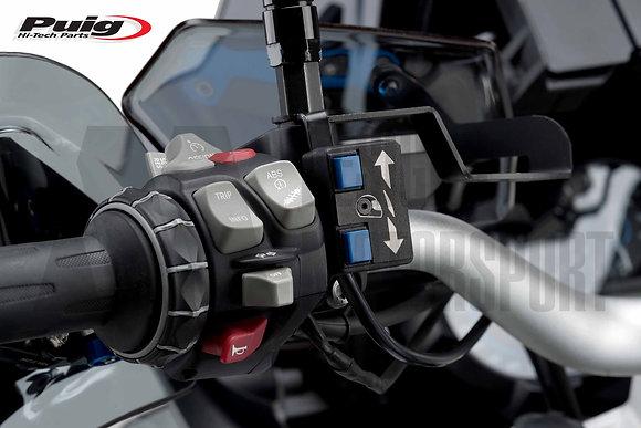 SISTEMA DE REGULACIÓN ELECTRÓNICO PARA CÚPULAS -E.R.S PUIG PARA BMW R1250GS 2019