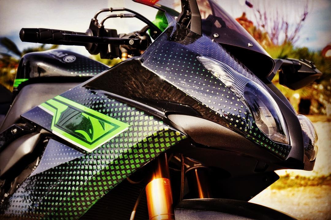 zod-z m-pro rider / m-designs
