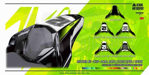 Kit CUP para TAPA DE COLIN Z900