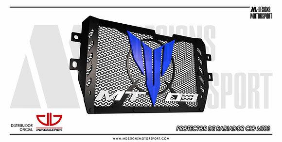 Protector radiador CIO MT-03 nº3