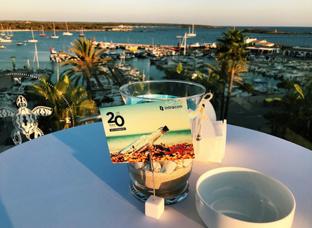 Celebrating 20 years of Intracon in Mallorca