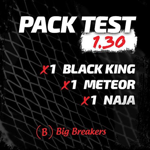 Pack Test 1,30