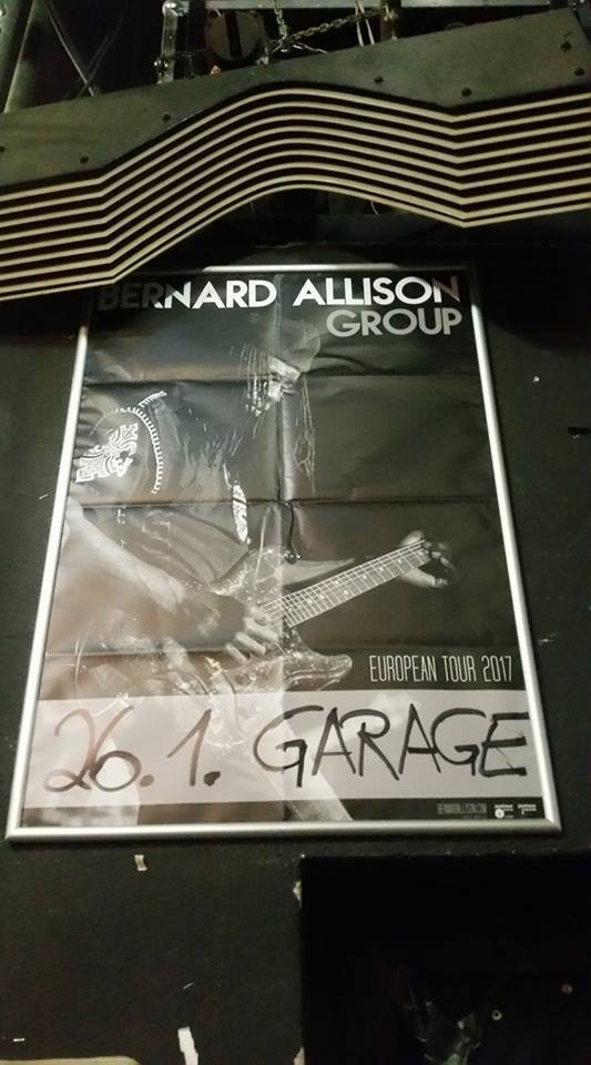 BA doing what he does! Garage Deluxe in Munich Germany. Check it out...more videos to come stay tune