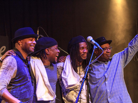 The Bernard Allison Group Tour has been great. It always feels good when the music is accepted on th