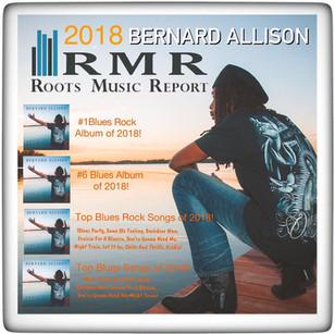 """""""LET IT GO #1 Blues Rock Album 2018!"""