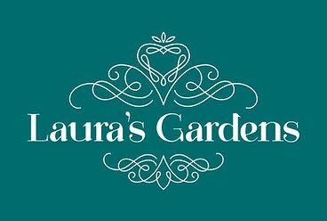Lauras Gardens Reigate garden designer logo