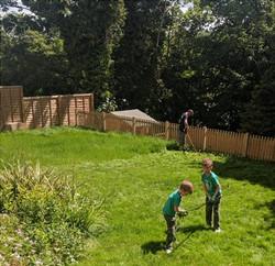 Woodall Healing Garden, Redhill